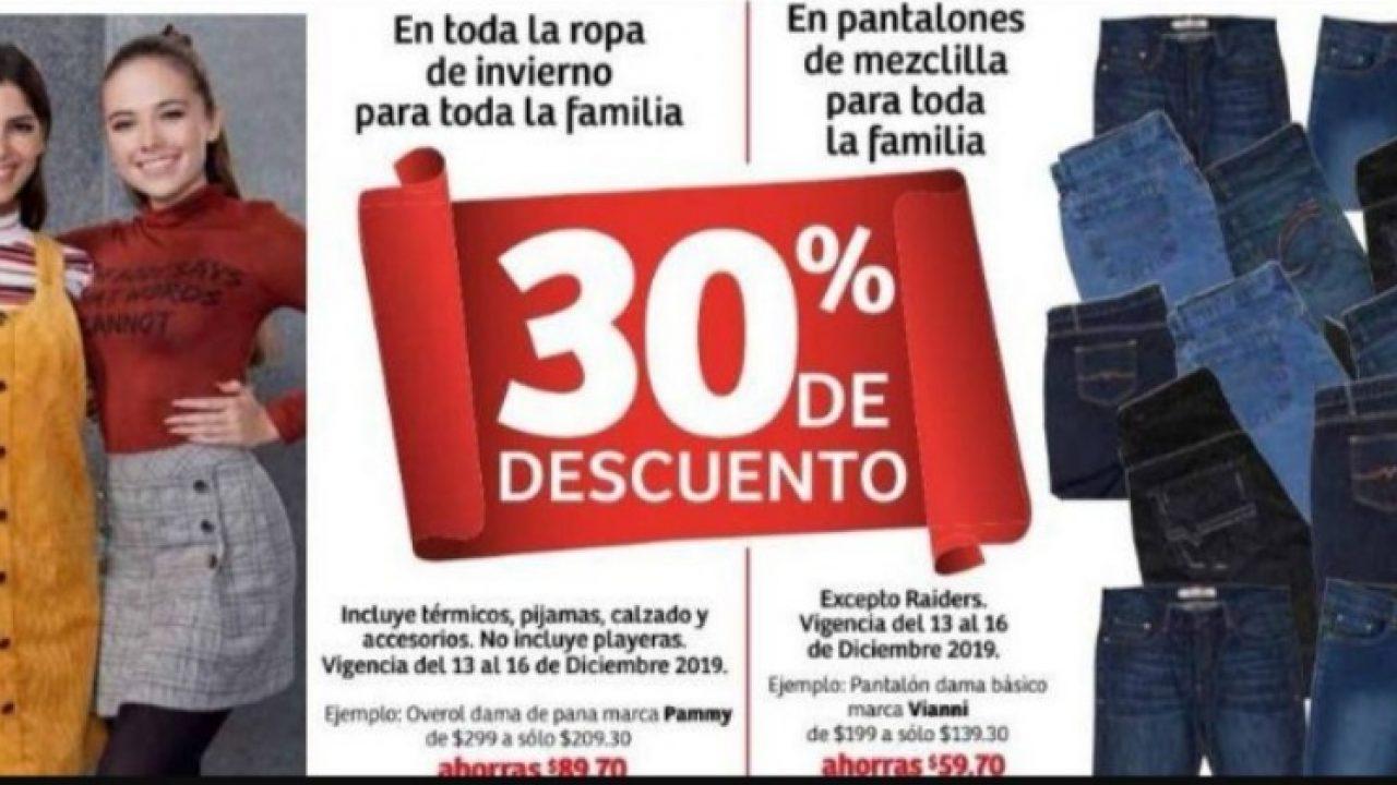 Soriana Hiper Y Mega 30 De Descuento En Pantalones De Mezclilla Y Ropa De Invierno