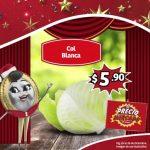 Frutas y Verduras Soriana Mercado y Express del 24 al 26 de Diciembre 2019