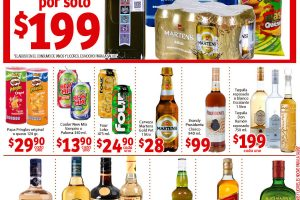 Ofertas Soriana Mercado Jueves Cervecero 5 de diciembre 2019