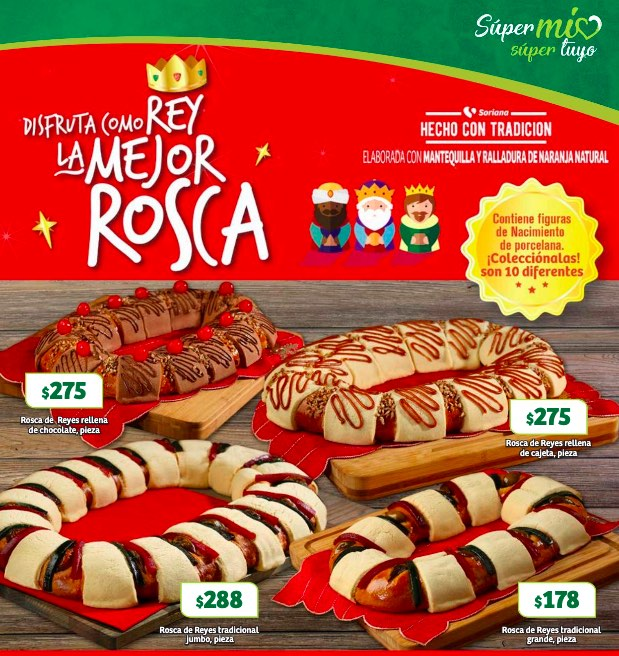 Folleto de ofertas Soriana Super del 26 de diciembre 2019 al 2 de enero 2019