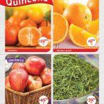 Ofertas Superama frutas y verduras del 4 al 31 de diciembre 2019
