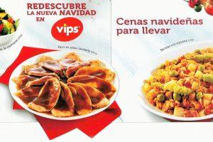 Vips - Navidad y Año Nuevo 2020 / Cenas Navideñas