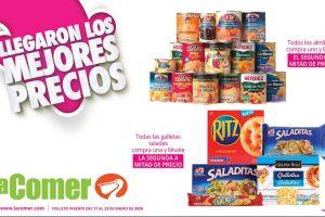 Catálogo de ofertas La Comer Mejores precios del 17 al 23 de enero 2020