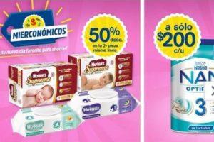 Promociones Mierconómicos Farmacias Benavides 22 de enero 2020