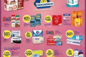 Farmacias Benavides: Ofertas de Mierconómicos 1 de enero 2020