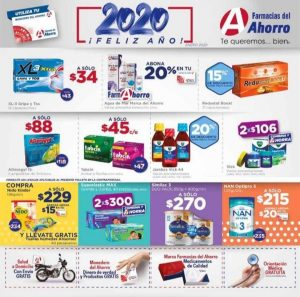 Farmacias del Ahorro - Catálogo de ofertas y promociones Enero 2020