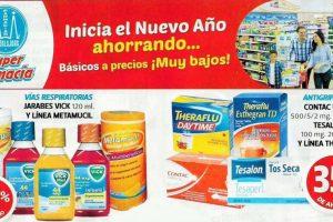 Farmacias Guadalajara: Ofertas de fin de semana del 3 al 5 de enero 2020