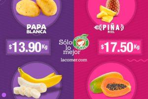 Folleto de ofertas La Comer y Fresko Miércoles de Plaza 15 de enero 2020