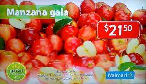 Martes de Frescura Walmart Frutas y Verduras 21 de enero 2020
