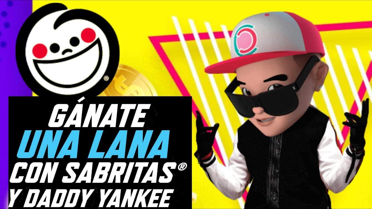 Promoción Sabritas y Daddy Yankee Gánate Una Lana de $5,000 diarios