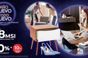 Gran Venta Nocturna Sears hasta 18msi o 60% de descuento