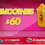 Promociones Cinemex tarjeta invitado especial payback Marzo 2020