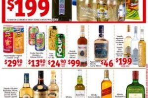 jueves cervecero de Soriana Mercado y Express al 9 de enero