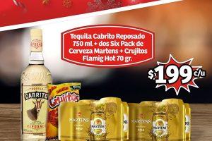 Soriana Mercado y Express - Ofertas Jueves Cervecero 2 de Enero 2020