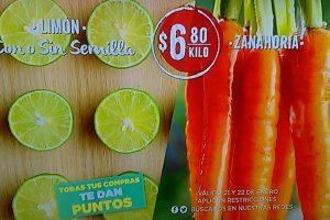 Ofertas Mega Soriana Martes y Miércoles del Campo 21 y 22 de Enero 2020