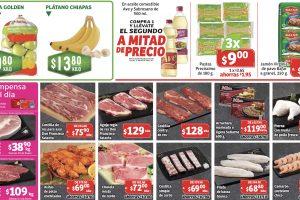 Soriana - Recompensas, carnes frutas y verduras del del 10 al 13 de enero 2020
