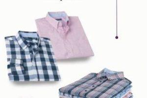 Artículo de la semana Suburbia camisa Weekend para caballero a $159