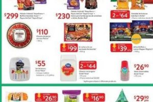 Folleto de ofertas Walmart fin de semana al 2 de febrero del 2020