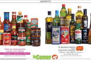 La Comer y Fresko - Folleto de ofertas del 14 al 25 de febrero 2020