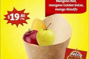 Frutas y Verduras Soriana Mercado del 25 al 27 de febrero 2020