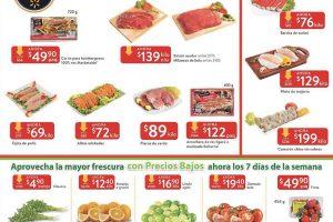 Ofertas Walmart en carnes, frutas y verduras del 7 al 10 de febrero 2020