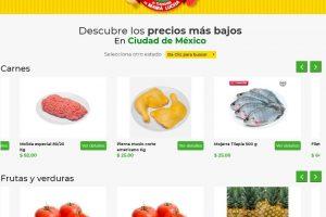 Bodega Aurrerá: Frutas y Verduras Tianguis de Mamá Lucha 16 al 20 de febrero 2020
