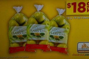 Frutas y Verduras Chedraui 18 y 19 de Febrero 2020