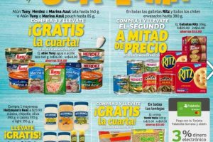 Soriana Híper - Folleto de ofertas cuaresma del 21 Febrero al 5 Marzo 2020