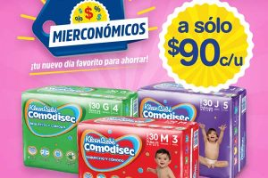 Folleto de ofertas Farmacias Benavides Mierconómicos 19 de febrero 2020