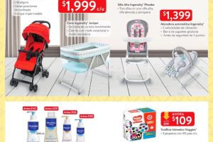 Folleto Walmart Ofertas para Bebés del 17 al 28 de febrero 2020