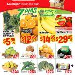 Frutas y Verduras HEB del 11 al 17 de Febrero de 2020