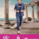 Liverpool: hasta 15% en monedero + 9 msi en ropa y zapatos para hombre