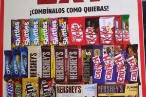 Promoción Oxxo San Valentín 2020: 2x1 en dulces y chocolates