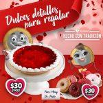 Promoción de San Valentín Soriana Mercado Pay o 6 Donas a $30