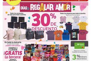 Soriana Híper - San Valentín Folleto de ofertas del 7 al 13 de febrero 2020