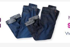 Artículo de la Semana Suburbia Jeans para Hombre Weekend a $150