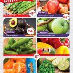 Superama: Frutas y Verduras Especiales de la Quincena del 1 al 16 de febrero 2020