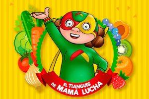 Bodega Aurrerá - Tianguis de Mamá Lucha Frutas y Verduras del 7 al 13 de Febrero 2020
