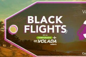 Volaris Ofertas Black Flights 30% de descuento + 10% adicional