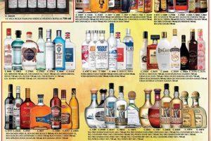 Promociones Bodegas Alianza vinos y licores al 05 de abril 2020