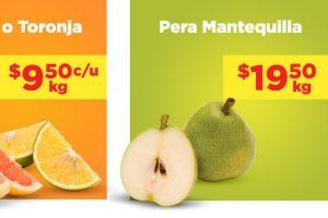 Frutas y Verduras Chedraui 3 y 4 de marzo 2020