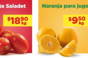 Frutas y Verduras Chedraui 31 de marzo y 1 de abril 2020