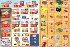 Ofertas HEB frutas y verduras del 10 al 16 de marzo 2020