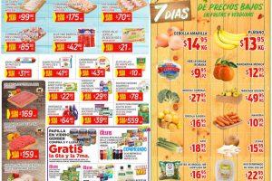 Ofertas HEB frutas y verduras del 17 al 23 de marzo 2020