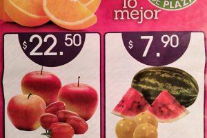La Comer - Miércoles de Plaza Frutas y Verduras 18 de marzo 2020
