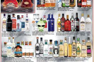 Promociones Bodegas Alianza en vinos y licores del 9 al 22 de marzo 2020