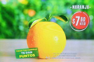 Folleto Soriana Martes y Miércoles del Campo 24 y 25 de marzo 2020