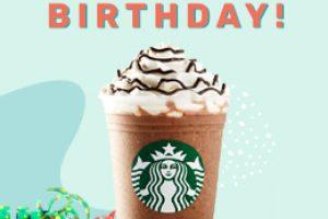 Starbucks: Frappuccinos 300 ml a sólo $25 los días 5 y 12 marzo 2020