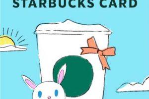 Starbucks - Bebida gratis con Starbucks card del 11 al 22 de Marzo 2020