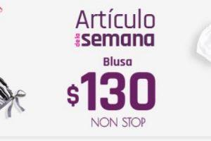 Suburbia Articulo de la semana Blusa Non Stop a $130